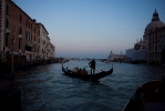 Gondolier, Venice 2010