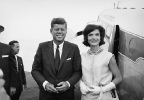 Jacqueline and John Kennedy, 1960